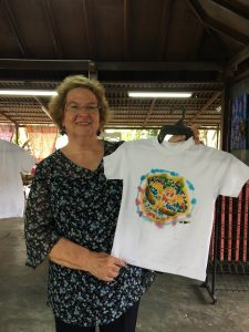 BATIK T SHIRT PAINTING WORKSHOP