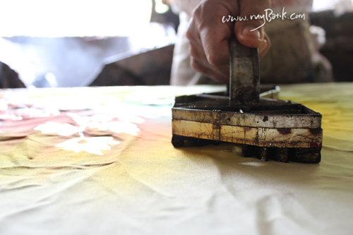 BATIK BLOK STAMPING WORKSHOP